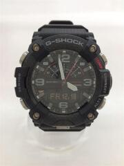 カシオ/G-SHOCK/MUDMASTER/クォーツ腕時計/デジアナ/GG-B100/電波 ソーラー Bluetooth マッドマスター