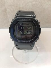 カシオ/Gショック/ソーラー腕時計/フルメタル/Bluetooth/デジタル/BLK/GMW-B5000