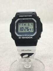 カシオ/2020年モデル/イルクジ/タフソーラー/ソーラー腕時計/デジタル/WHT/GW-M5610K