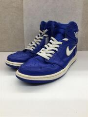 ナイキ/AIR JORDAN 1 RETRO HIGH OG/ブルー/26.5cm/BLU/555088-401