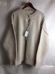 トゥデイフル/20AW/Lowgauge Knit Cardigan/カーディガン/36/IVO/12020536