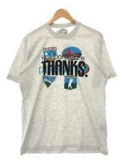 uah19tr301/TOURIST T-SHIRT/タグ付/Tシャツ/M/コットン/GRY