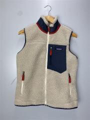 19AW/Classic Retro-X Vest/フリースベスト/S/ポリエステル/IVO/23083FA19