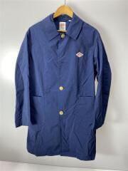 Nylon Taffeta Coat/ナイロンタフタコ-ト/ステンカラーコート/38/ナイロン/NVY