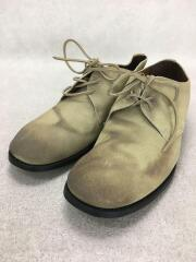 Fort shoes/USED加工/シューズ/4/BEG/スウェード/GB17AT-AC03