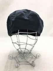 ベレー帽/M/レーヨン/NVY/W-181259