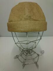 FISHERMAN CAP/フィッシャーマンキャップ/ヘッドウェア/FREE/リネン/BEG/D-00308