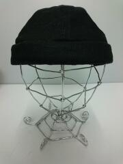FISHERMAN CAP/フィッシャ-マンキャップ/ヘッドウェア/FREE/リネン/BLK/D-00308