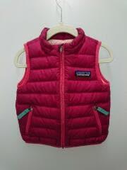 Baby Down Sweater Vest/ダウンベスト/80cm/ポリエステル/PNK/60506FA15