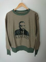 N Heavy Sweat Shirt/スウェット/40/コットン/GRY/NK23-C001