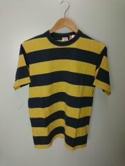 HORIZONTAL STRIPED/Tシャツ/38/YLW/ボーダー/1625001