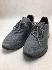 美品/Buster sneaker/バスター/ローカットスニーカー/41.5/GRY/箱有