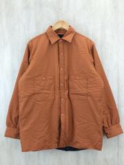 ダウンジャケット/ダウンシャツ/XL/ポリエステル/ORN///   1357