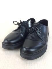 ブーツ/US7/BLK/レザー/3ホール/mono