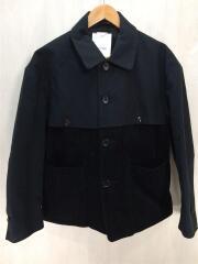 THT Jacket/8w Corduroy/19AW/ジャケット/XS/コーデュロイ/黒/ブラック/