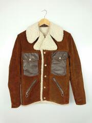 brooks leather sportswear/レザージャケット・ブルゾン