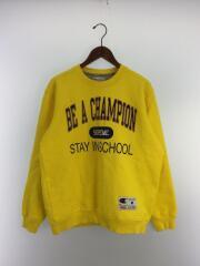18SS/Champion Stain In School Crewneck/M/シュプリーム/チャンピオン
