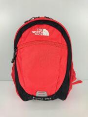 スモールデイ/キッズリュック/NMJ71653/RED