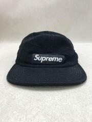 BOX LOGO CAMP CAP/BLACK
