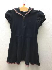 半袖ワンピース/--/コットン/BLK/サイズ 100A/3