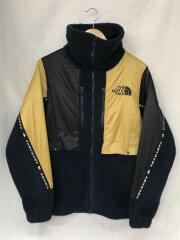 NF0A46DG/フリースジャケット/M/ポリエステル/NVY/ネイビー