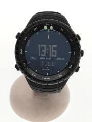 クォーツ腕時計/デジタル/--/BLK/BLK/2032