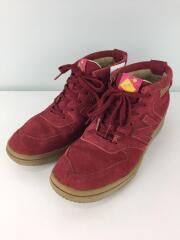 WP996//レッド/24.5cm/RED/スウェード