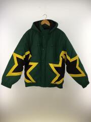 Stars Puffy Jacket/L/ナイロン/GRN/シュプリーム/スターズパフィー/ジャケット/パーカ