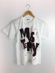 20年モデル/プリントTシャツ/AD2020/コットン/ホワイト