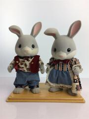 15周年記念/ハッピーわたうさぎ/箱劣化・シミアリ/ホビーその他/GRY