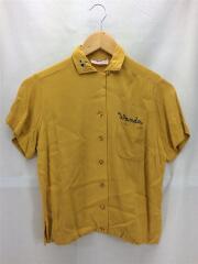 king louie/60~70s/ボーリングシャツ/34/--//半袖シャツ/