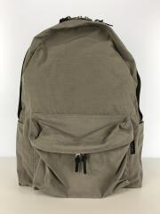 SIMPLICITY/DAILY DAYPACK/リュック/コットン/GRY