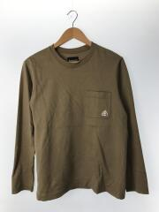 ×JOURNAL STANDARD relume/長袖Tシャツ/M/コットン/KHK
