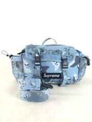 20SS/Waist Bag/Blue Desert Camo/ウエストバッグ/ナイロン/BLU/カモフラ