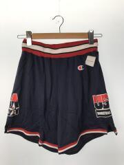 80s/トリコタグ/NBA/ドリームチーム/バスケットパンツ/ショートパンツ/M/ナイロン/NVY