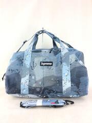20ss/Big Duffle Bag/ボストンバッグ/--/BLU/カモフラ