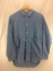 Tail Shirt/テイルシャツ/長袖シャツ/2/コットン/IDG/着用感有