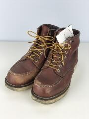 ブーツ/US7/BRD/レザー/9106