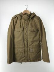 モッズコート/S/コットン/CML/X Hickman Coat