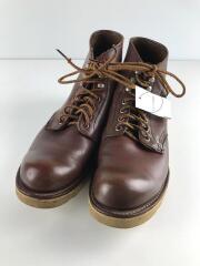ブーツ/US8/BRW/レザー/60359