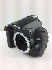 デジタル一眼カメラ D5000 ダブルズームキット