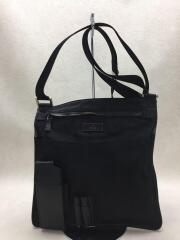 ショルダーバッグ/ナイロン/ブラック/黒/鞄