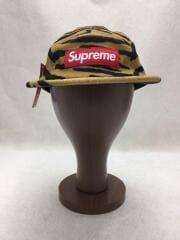 TIGER STRIPE WOOL CAMP CAP/キャップ/FREE/CML/ウール/総柄/レオパード