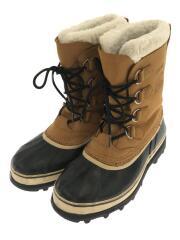 ブーツ/27cm/キャメル/caribou/カリボー/ボア/1002871281