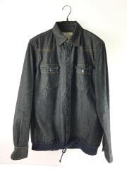 ウェスタンシャツ/13-00475M/長袖シャツ/2/デニム/IDG