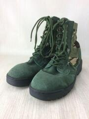 ブーツ/28cm/GRN/グリーン/緑/スウェード/AV2000/コンバットブーツ