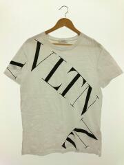 Tシャツ/S/コットン/WHT/SV3MG02P5FV/汚れ有/
