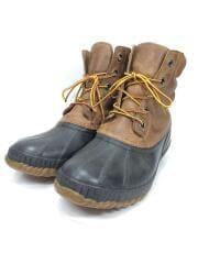 ブーツ/28cm/BRW/レザー/NM1704-224