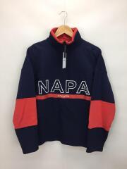 NAPAPIJRI/スウェット/S/コットン/NVY/無地