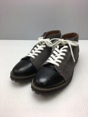 THOMAS/ブーツ/S/GRY/スウェード